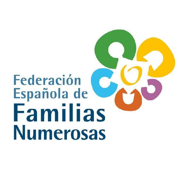 Imagen de Federación Española de Familias Numerosas